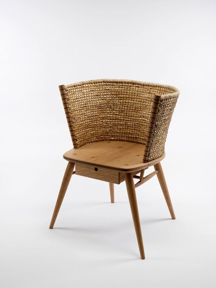 Brodgar Chair - Gareth Neal, Kevin Gauld