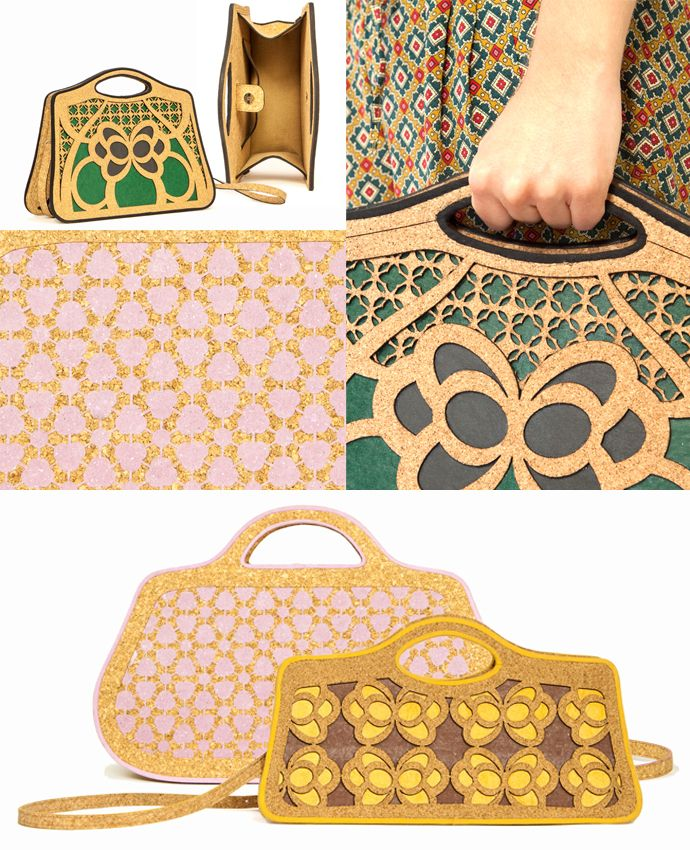 Ecochic and innovative bags by Silvia Massacesi