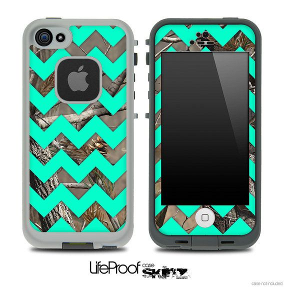Want this for my s3!  camo-trendy-green-chevron-print-skin-for