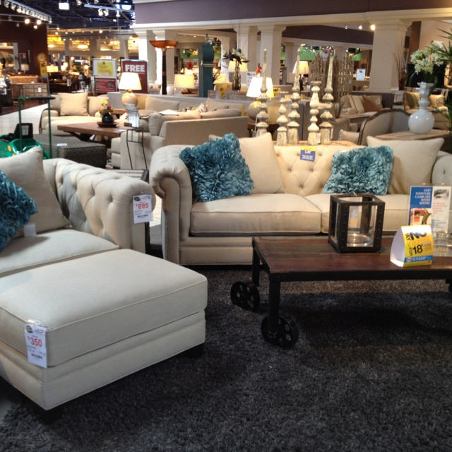 Sofa living room set from living spaces wishful home upgrades