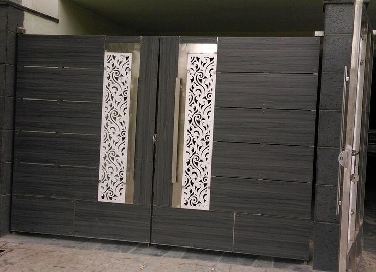 Best 25+ Steel gate design ideas on Pinterest   Steel gate ...