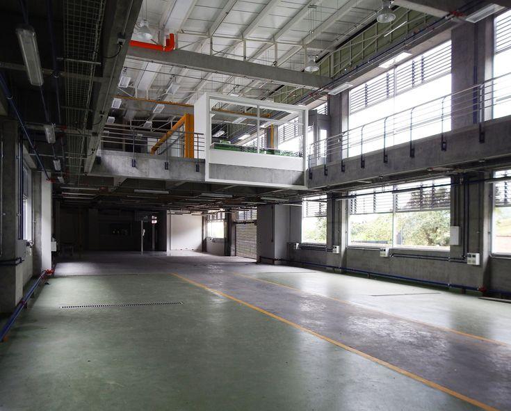 Galería de Edificio de Química e Ingeniería Química / Universidad Nacional de Colombia - 8