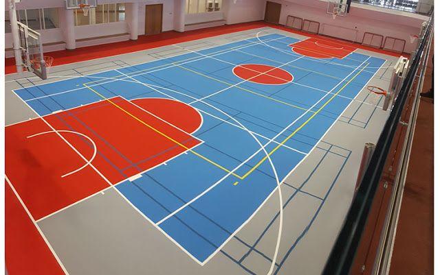 Sports Surfaces Dubai Indoor Sports Flooring Outdoor Sports