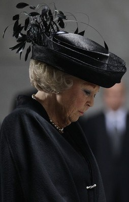 Queen Beatrix, April 12, 2011 | The Royal Hats Blog