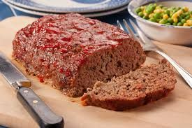 """Condensed tomato soup is baked into the meatloaf for flavor, and also makes a tasty pan sauce to serve on the side.""  Ingredients     	1 (10.75 ounce) can Campbell's(R) Condensed Tomato Soup (Regular, Healthy Request(R) or 25%"