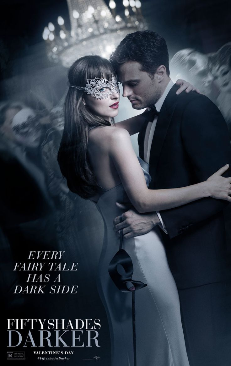 Every fairy tale has a dark side. | Fifty Shades Darker Movie | In Theaters February 10.