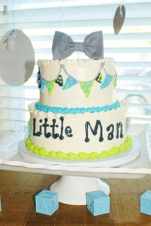 baby shower little man pinterest cute cakes