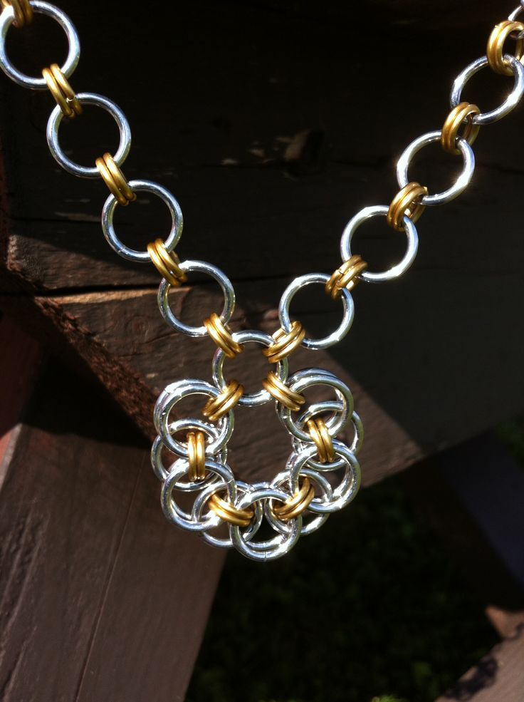 A new necklace design...