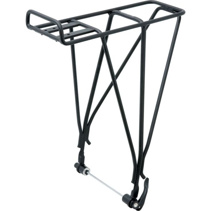 Blackburn EX-1 Disc Rear Bike Rack, Silver