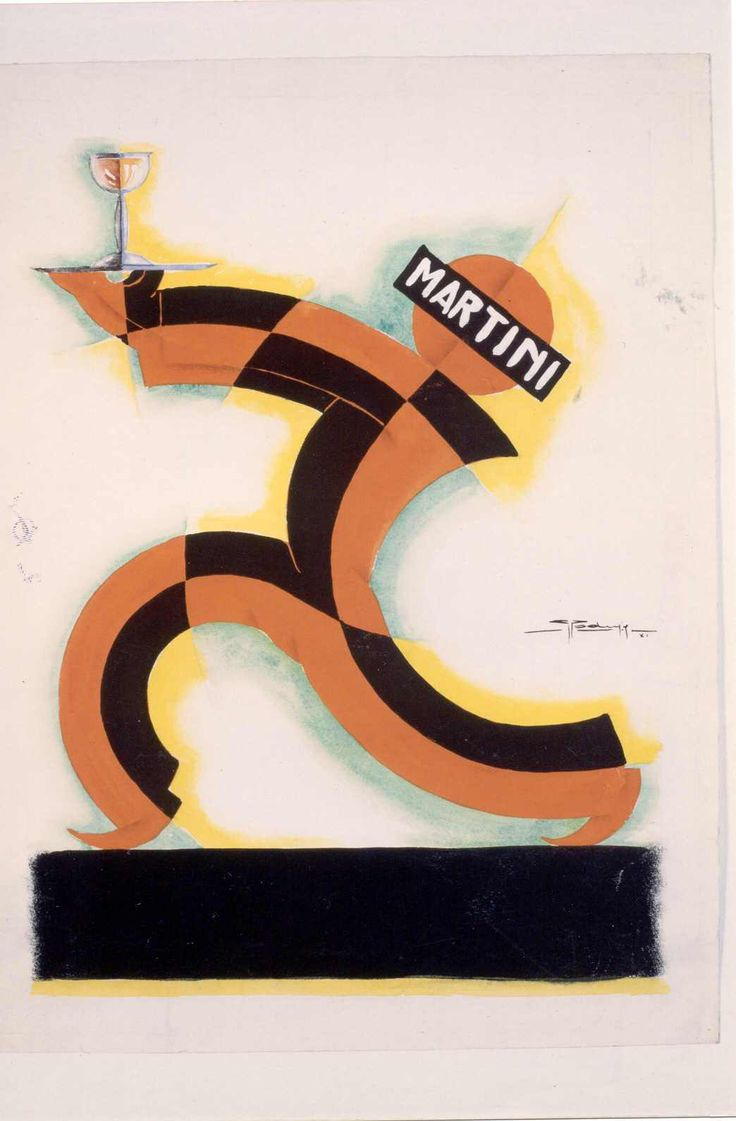 A #vintage MARTINI poster. Do you remember this one?