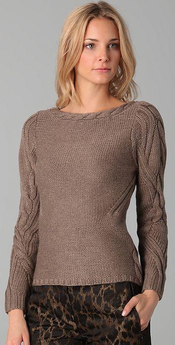 Pullover.   Knitting   post