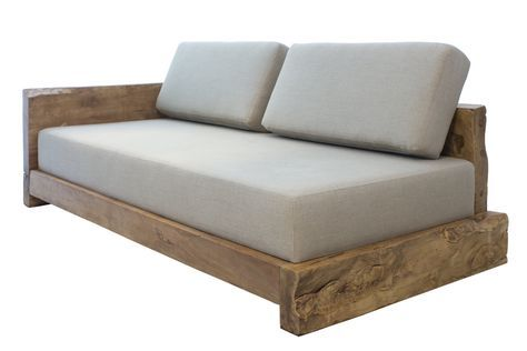 Sofa Búzios 2,25 x 1,10 x 0,63 h