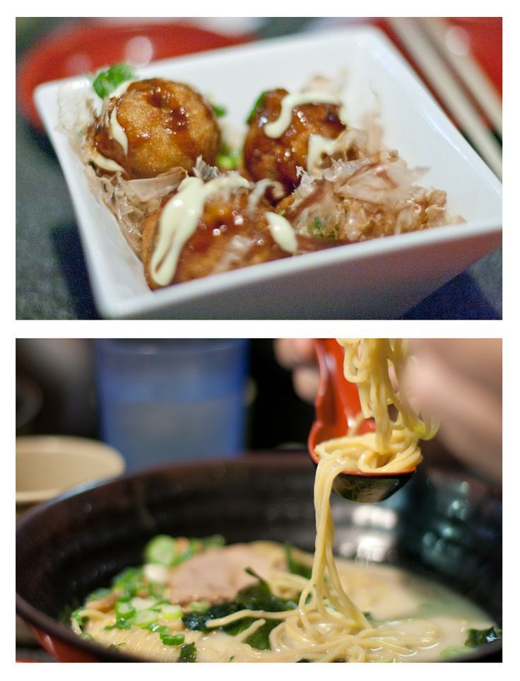 The best ramen hidden in Japantown, San Francisco.. and a few other great spots for grub.