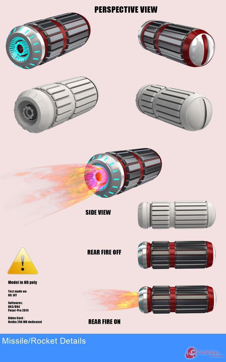 UFO missile guns