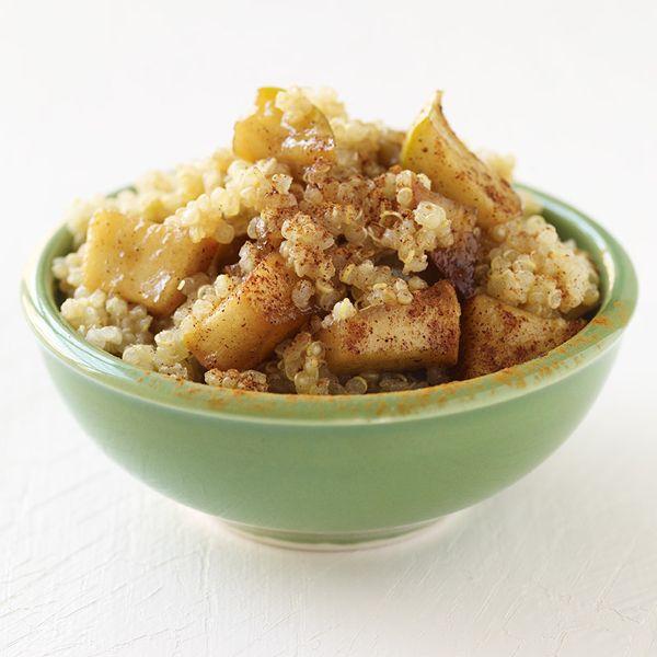 Quinoa sucré à la poire (4pp)