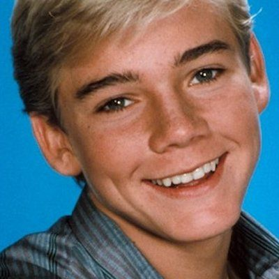 Ricky Schroeder...Silver Spoons. I thought I wS going to marry him.