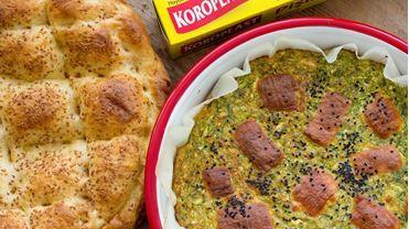 Kahvaltıda veya canınız çektiğinde kızarmış ekmek üzerine ne güzel olur...