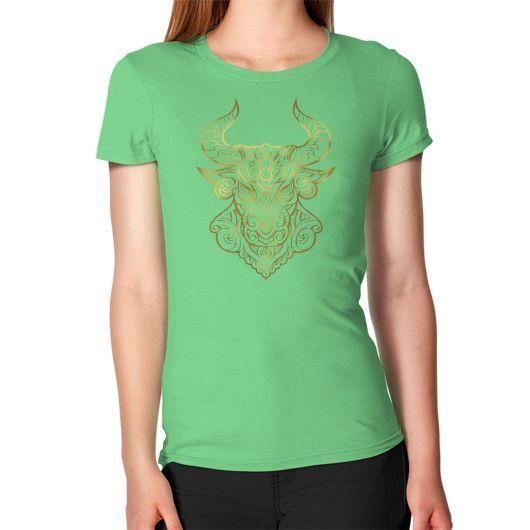 Taurus Gold Women's T-Shirt