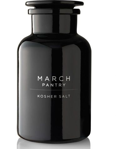 March Pantry \ San Fransico >> Read: www.thestylesaloniste.com/2012/01/culinary-style-setter-i-love-march.html