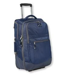 5 Greatest Rolling Backpacks: LLBean Rolling Deluxe Book Bag