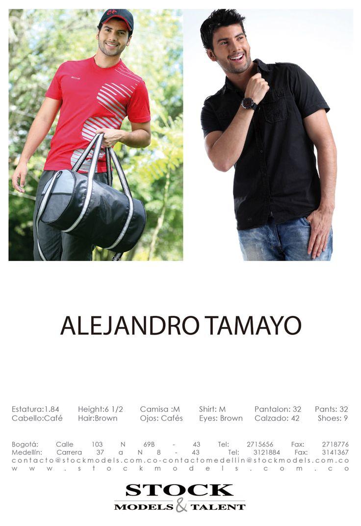 Alejandro Jaramillo - Modelo Stock Models -