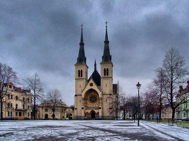 Ostrava, Czech Republic (by Payus)