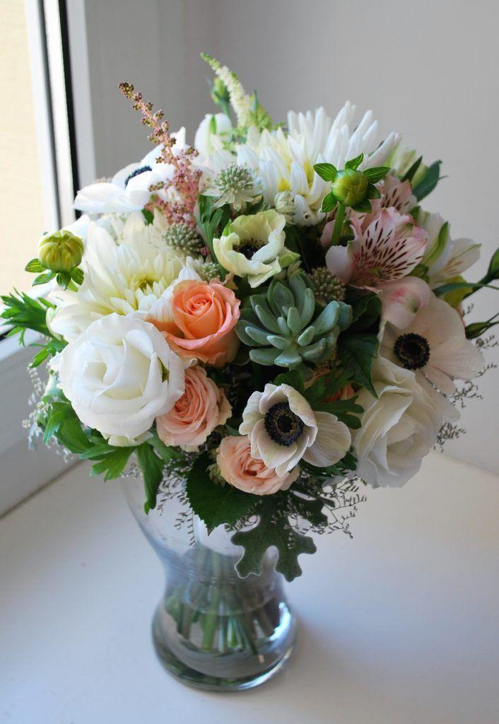 Oryginalny Bukiet Slubny Sukulenty Bukietslubny Bukietpannymlodej Floral Wreath Floral Wreaths