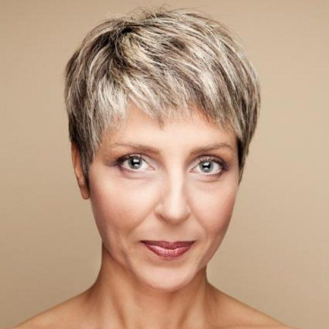 165463 425×425 Over 50 Pixie Hairstyle Short Hairstyles For ...