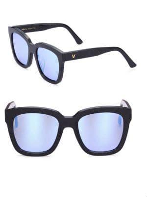 2c41d960ac66 GENTLE MONSTER Dreamer Hoff 53MM Mirrored Square Sunglasses.  gentlemonster