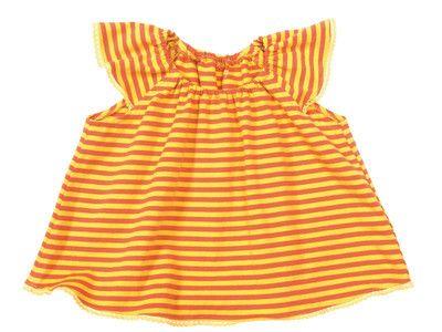 burda style - Schnittmuster für Babys - Top in süßer-A-Linie, Nr. 138 aus 05-2015