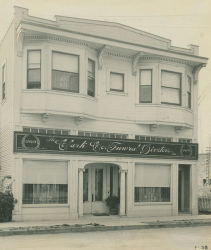 [Photograph of Clark Company Funeral Directors A]