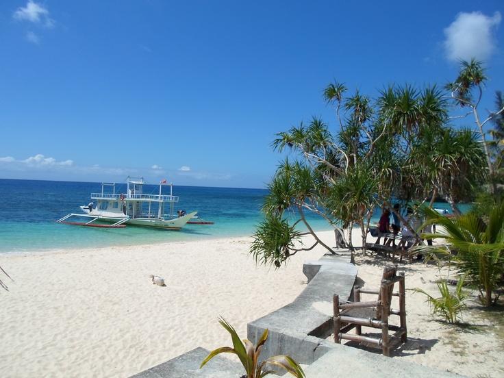Hinugtan Beach Bel Is Buruanga Aklan Philippines