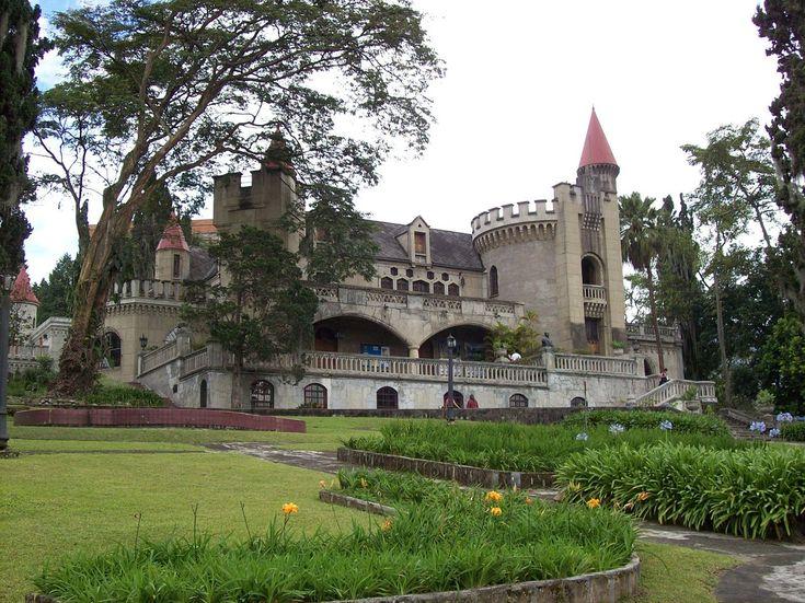 Museo El Castillo, Medellín.