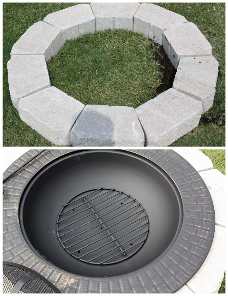 Fire Brick Mortar Recipe : Best gear pit masonry images on pinterest bar
