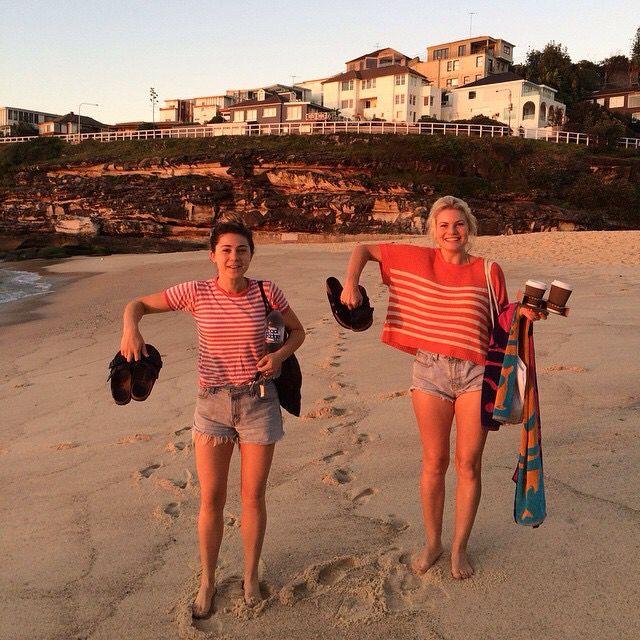Tessa and bonnie