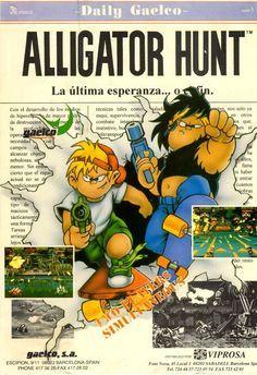 Alligator Hunt