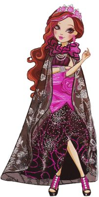 Briar Beauty Legacy Day artworks