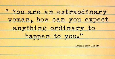 You are extraordinary @allison