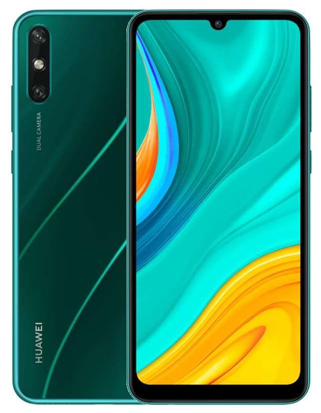 Huawei Enjoy 10e Emerald Green In 2020 Huawei Smartphone Latest Phones