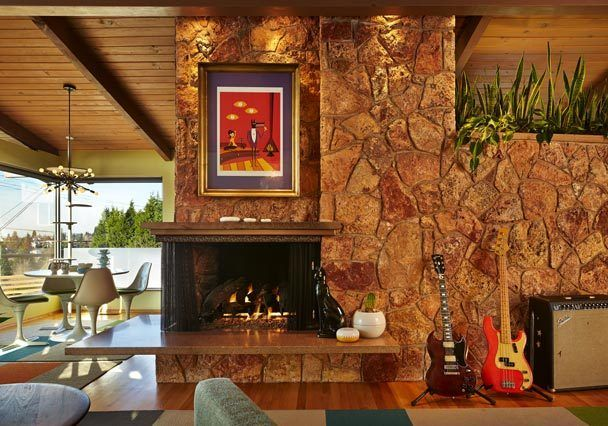 83 best images about atomic ranch on pinterest modern - Atomic ranch midcentury interiors ...
