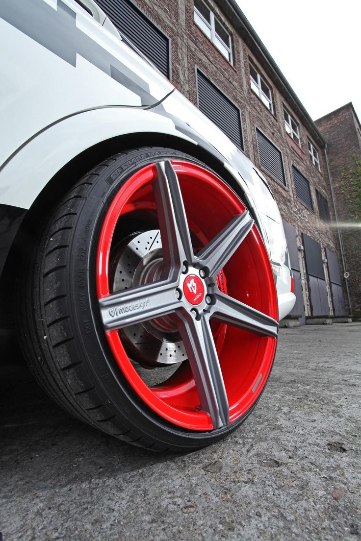 Sheldon s diy miata alignment page - Mercedes Benz C63 Amg Mb Design Wheels By Mcchip Dkr