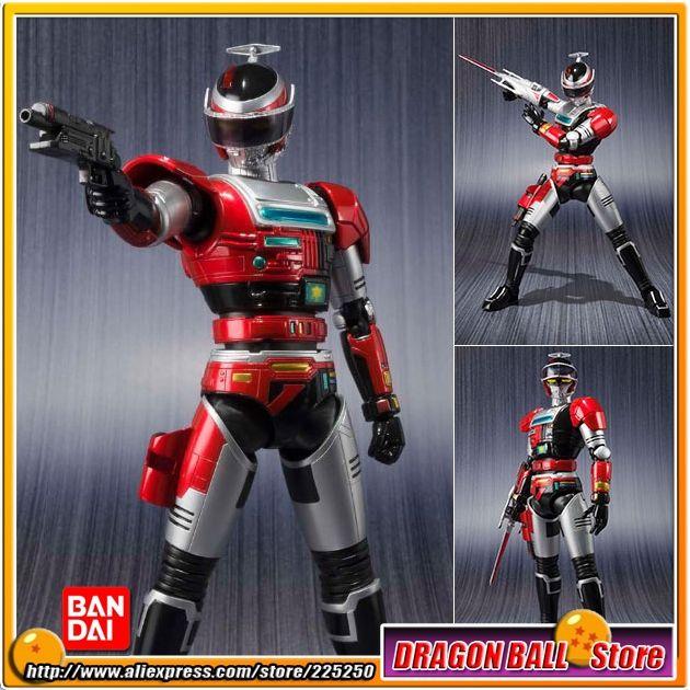 "52.79$  Buy here - ""Japan Kamen """"Tokkei Winspector"""" Original BANDAI Tamashii Nations S.H.Figuarts / SHF Toy Action Figure - Fire""  #buymethat"