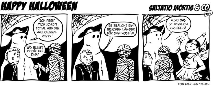 Saltatio Mortis - Happy Halloween