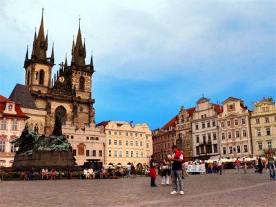 Highlights of Bohemia (Eastern Europe)