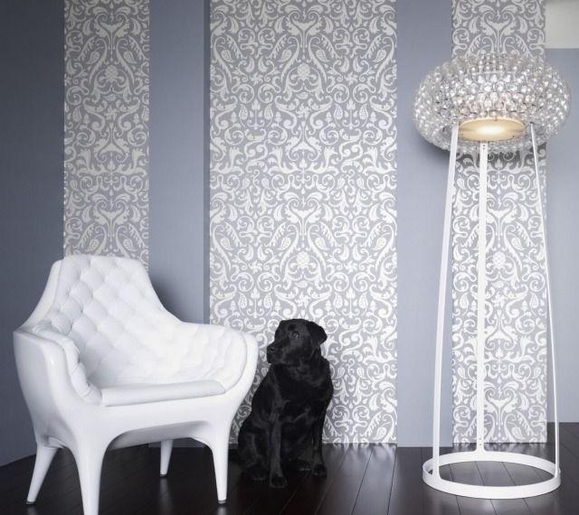 les 25 meilleures id es concernant papier peint capitonn sur pinterest papier peint graphique. Black Bedroom Furniture Sets. Home Design Ideas
