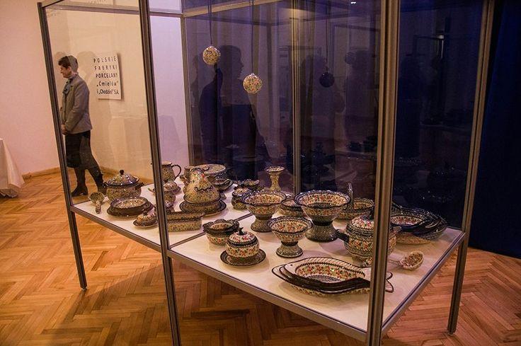 w sam raz na świąteczny stół :) | wystawa ceramiki ze zbiorów Muzeum Górnośląskiego czynna do 29 marca 2015 roku | Bytom | fot. Natalia Bojanowicz