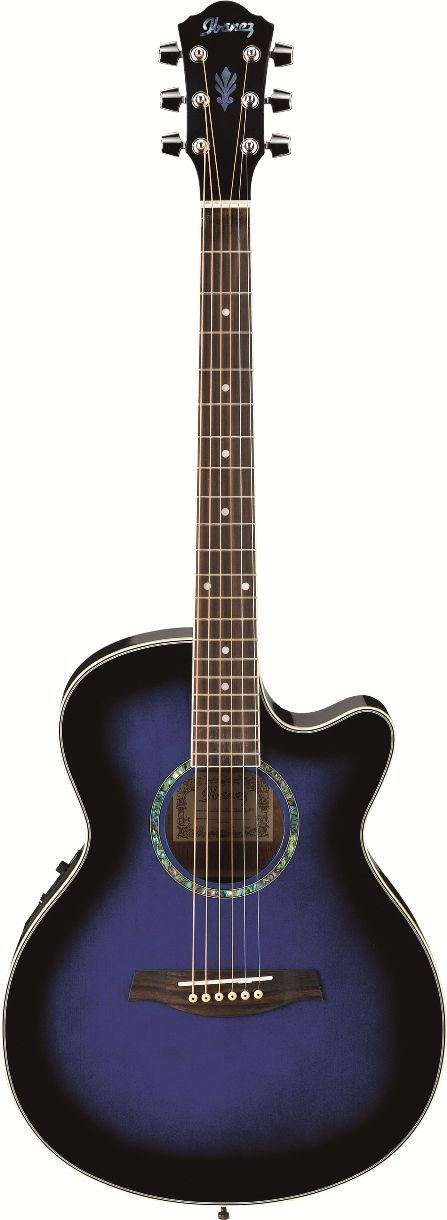Ibanez AEG10ETBS Acoustic Guitar - one day soon!
