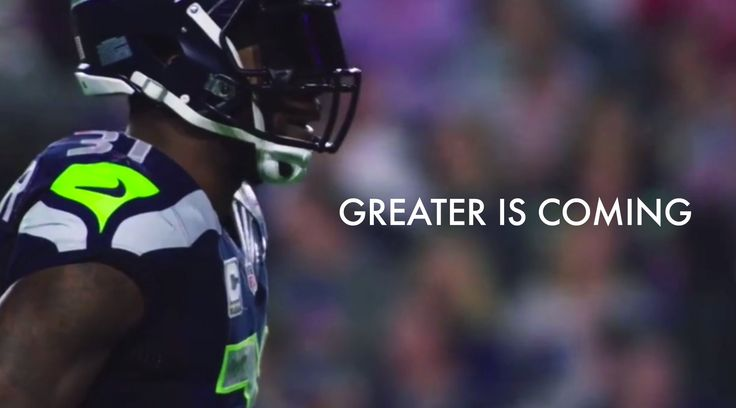 Seattle Seahawks - Greater Is Coming