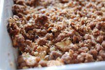 Appelplaattaart met havermout.. de lekkerste appeltaart die er bestaat >>