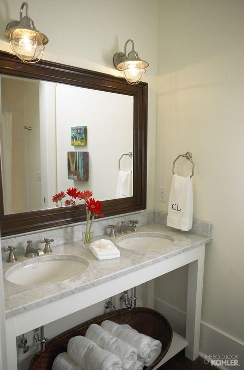 Best Undermount Bathroom Sink Design Ideas Remodel: 26 Best Undermount Bathroom Sinks Images On Pinterest
